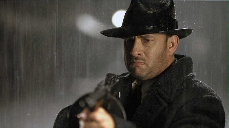 road to perdition tom hanks