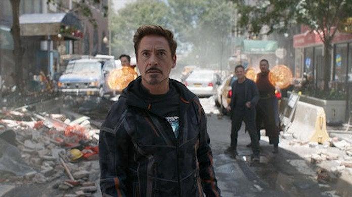 Robert Downey Jr BIrthday