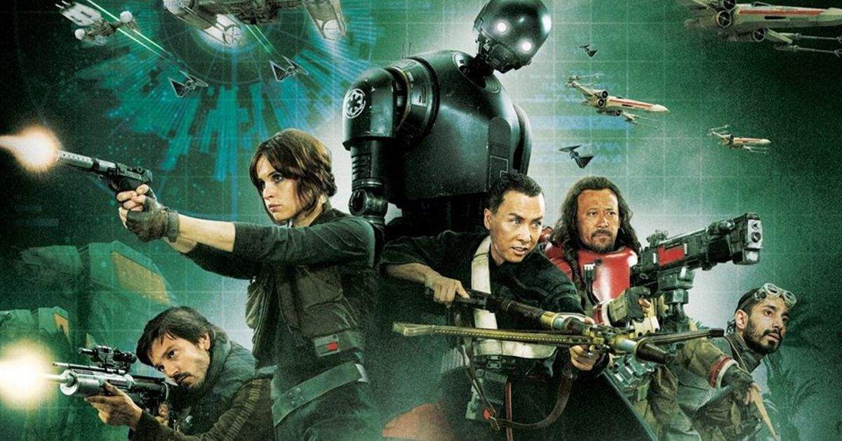 rogue one alternate titles revealed