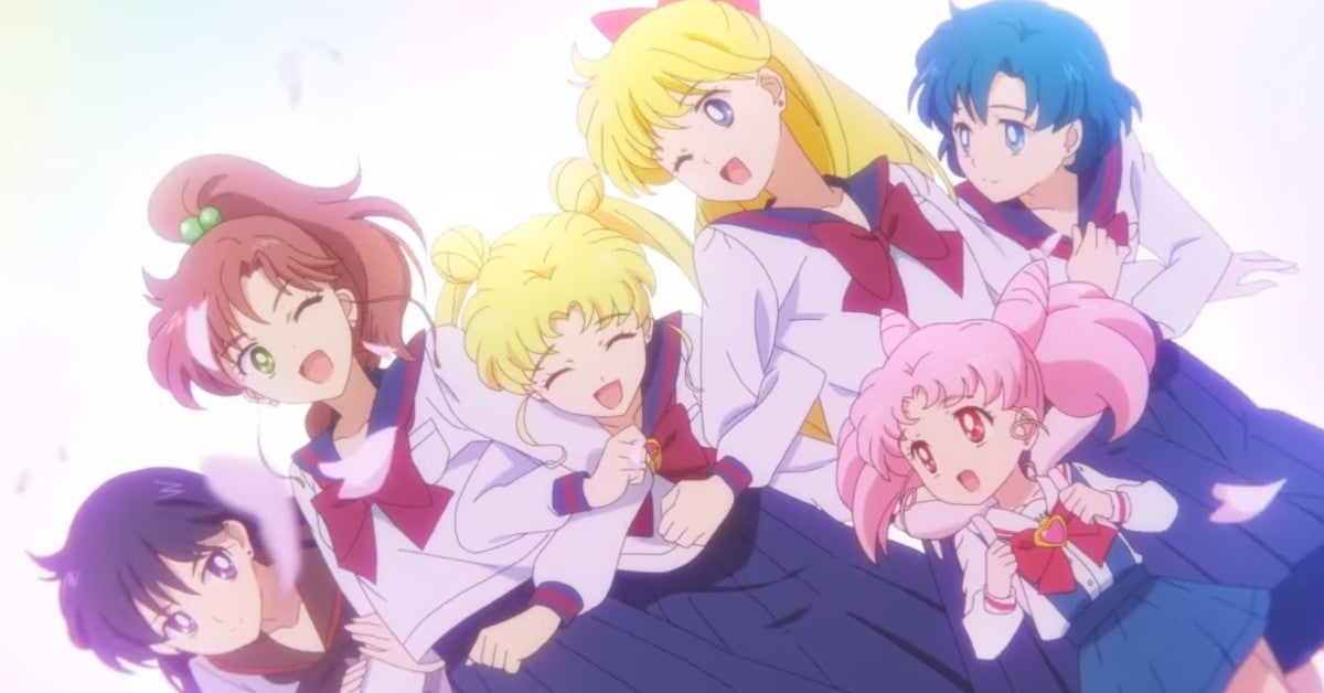 Sailor Moon Eternal Movie Trailer