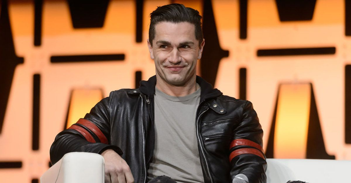 sam witwer star wars celebration getty
