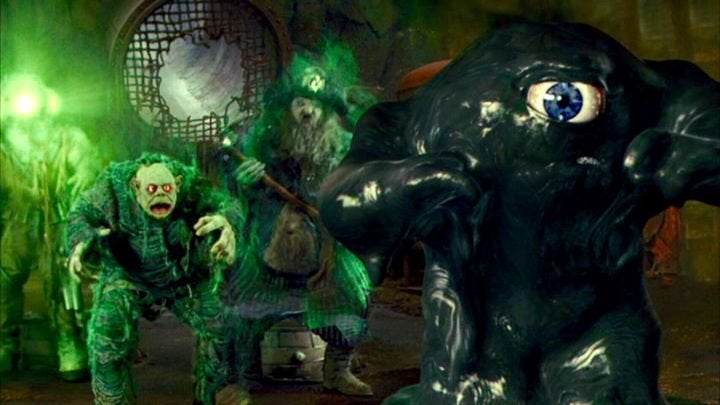 scooby doo 2 monsters unleasher captain cutler's ghost