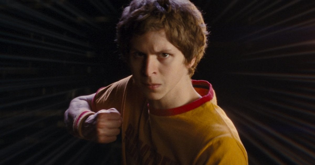 scott pilgrim vs the world michael cera movie 2010