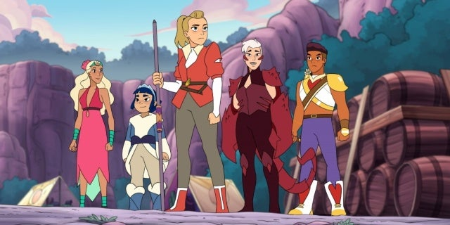 she ra and the princesses of power season 5 new cropped hed
