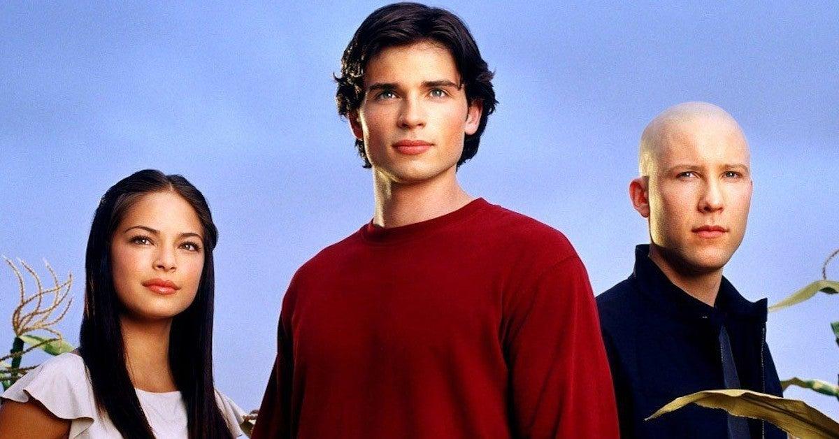 Smallville Cast Virtual Reunion 2020 Charity