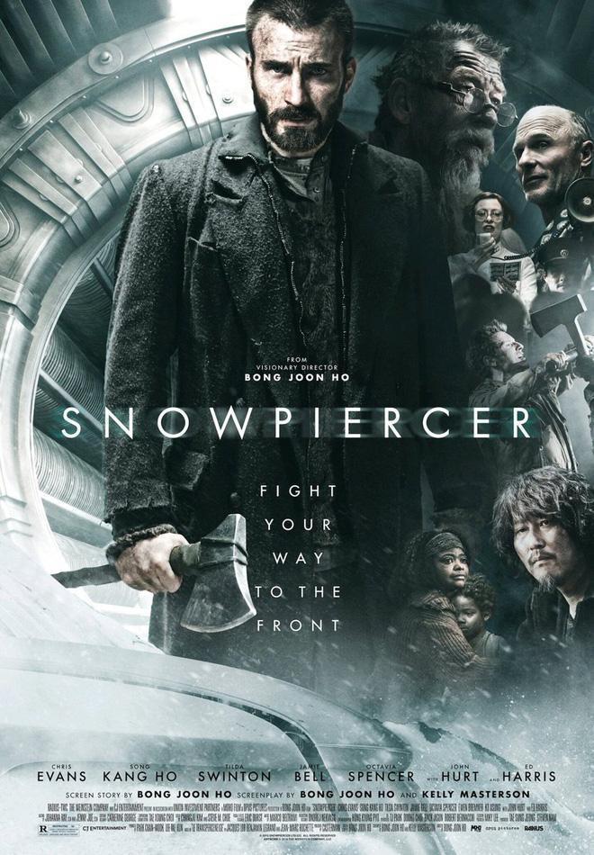 Snowpiercer Movie