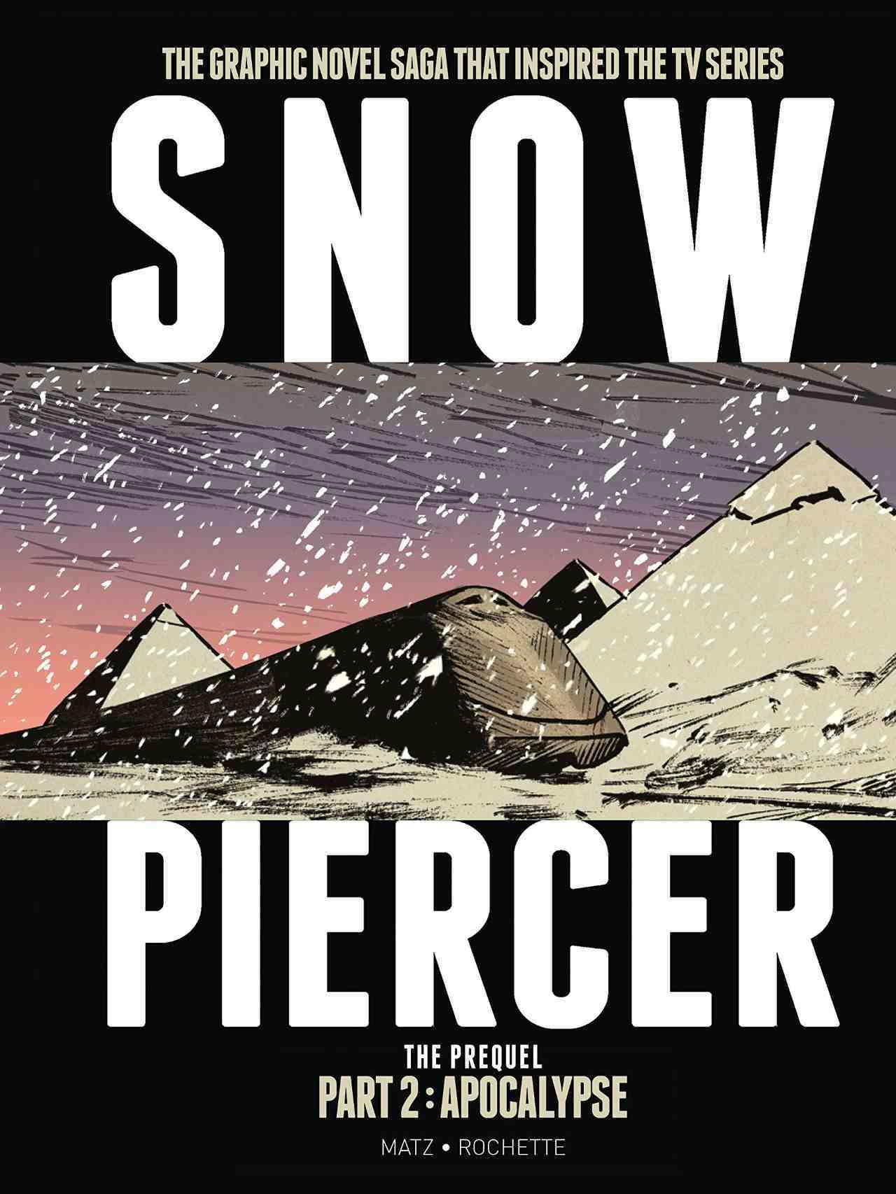 Snowpiercer Prequel 2