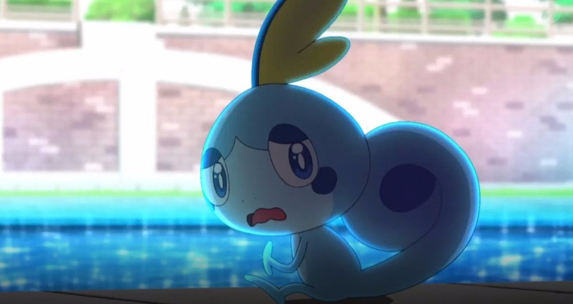 sobble pokemon anime