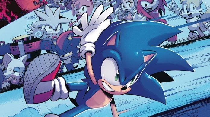 Sonic The Hedgehog Idw Announces New Comic Writer And Bad Guys Miniseries