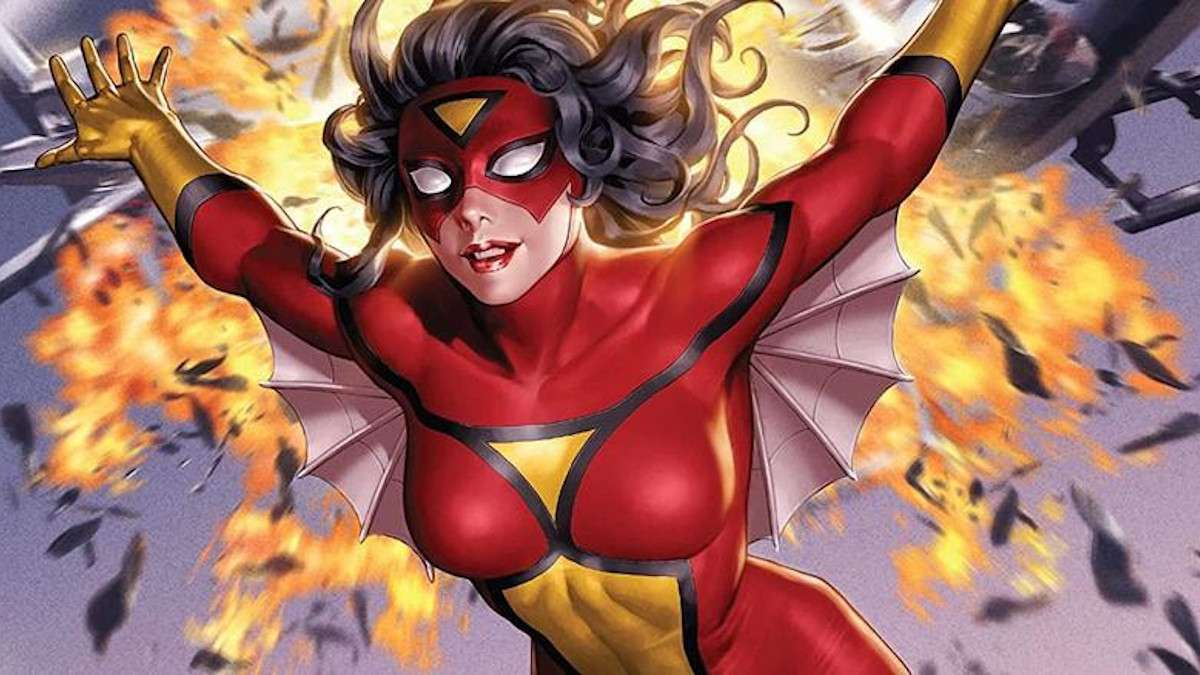 Spider-Woman Marvel
