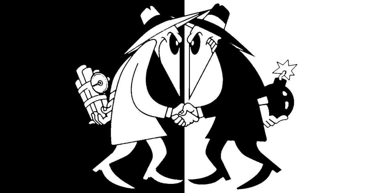 Spy vs spy movie director