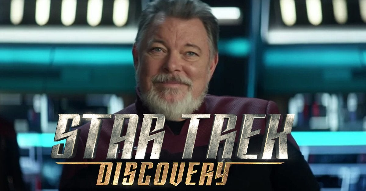 Star Trek Discovery season 3 Preview Jonathan Frakes