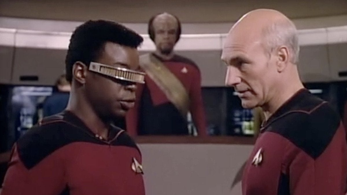 Star Trek Picard Season 2 Cast Geordi La Forge LeVar Burton Next Generation