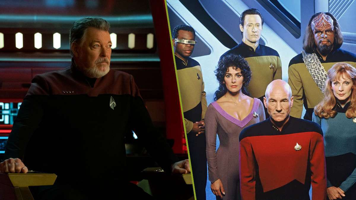 Star Trek Picard Season 2 Next Generation Returns