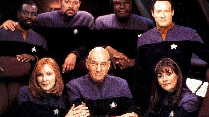 Star Trek TNG Movies