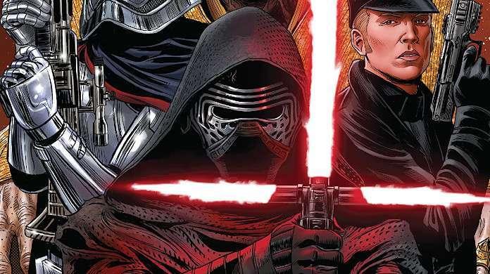 Star Wars Age of Resistance Villains