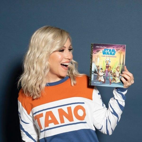 Star Wars Ashley Eckstein I Am A Padawan Childrens Book