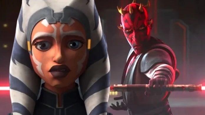 Star Wars Clone Wars 7 Siege of Mandalore Skywalker Saga Connections Explained Ashley Eckstein