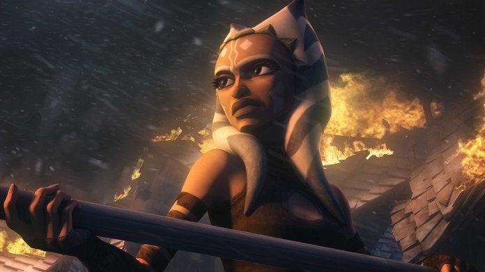 Star Wars Clone Wars A Friend in Need