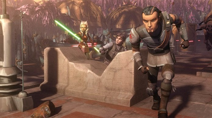 Star Wars Clone Wars A War on Two Fronts