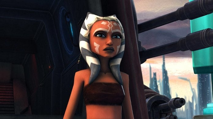 Star Wars Clone Wars Movie Ahsoka Tano