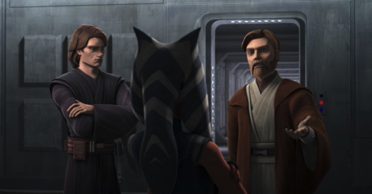 Star Wars The Clone Wars Confirms The Siege Of Mandalore Takes Place During Revenge Of The Sith