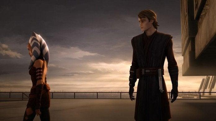 Star Wars Clone Wars The Wrong Jedi