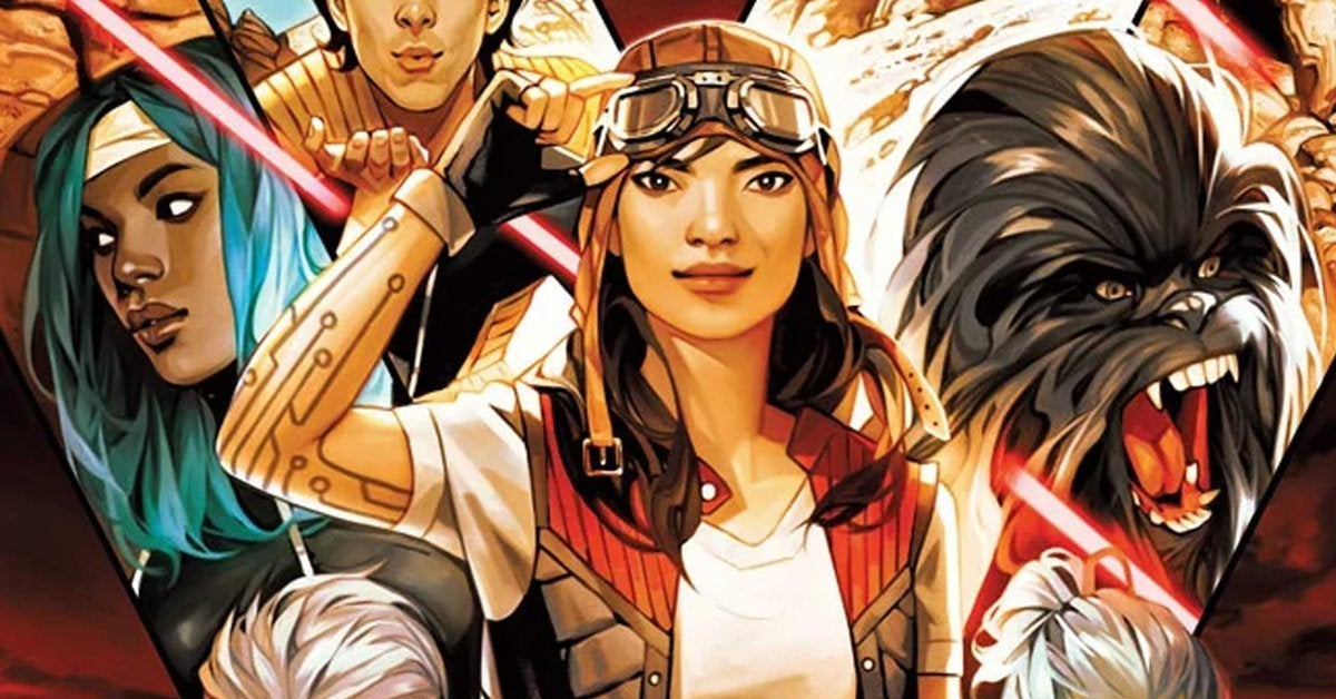 star wars doctor aphra comic book series