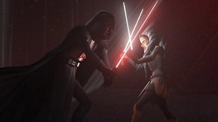 Star Wars Rebels Twilight of the Apprentice