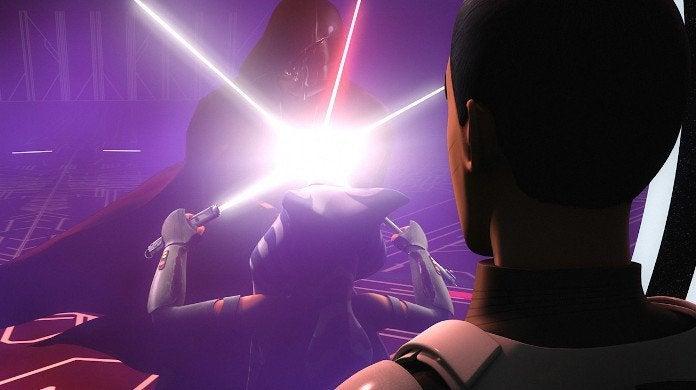 Star Wars Rebels World Between Worlds