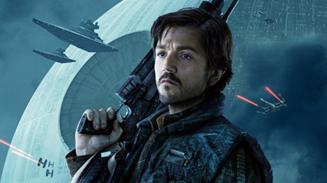 Star Wars: Cassian Andor Series Completed 6 Weeks of Pre ...