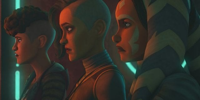 New Star Wars: The Clone Wars Clip Sees Ahsoka Attempting an Escape