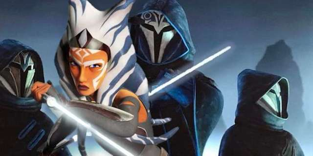 Star Wars The Clone Wars Ahsoka Tano The Mandalorian