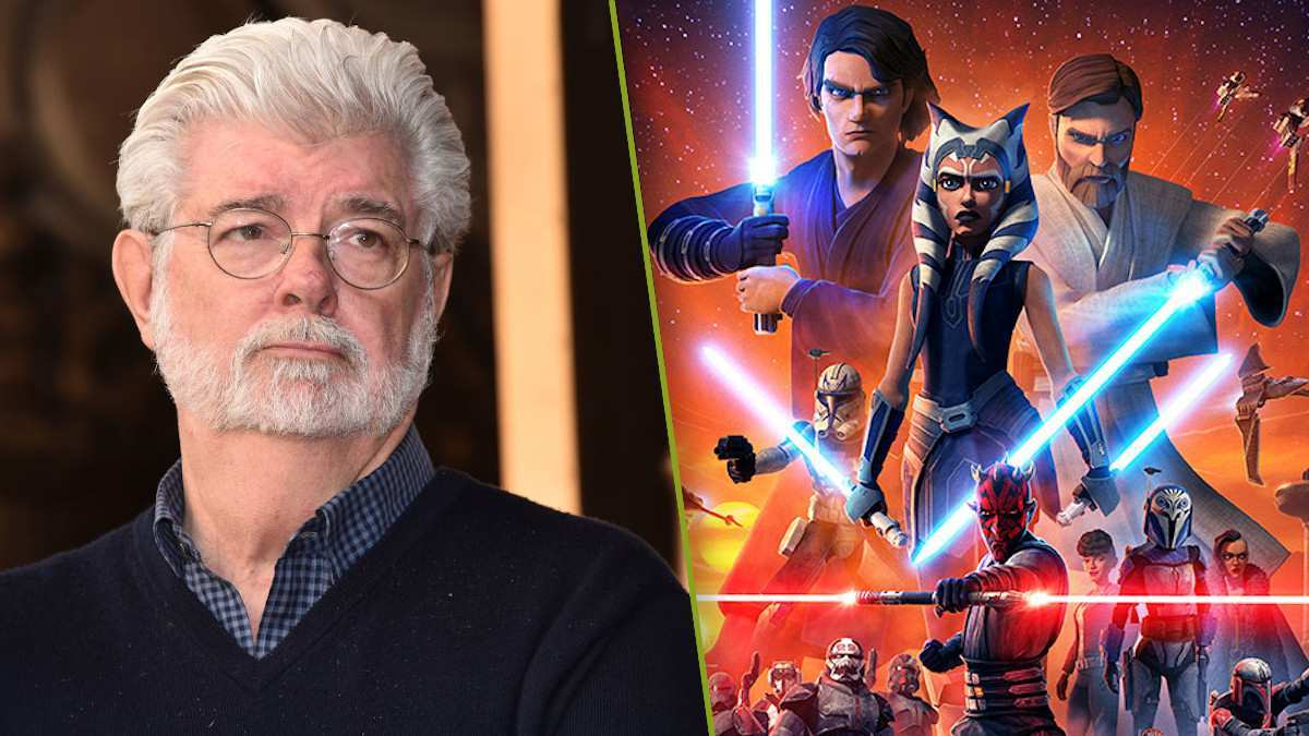 Star Wars The Clone Wars Season 7 George Lucas