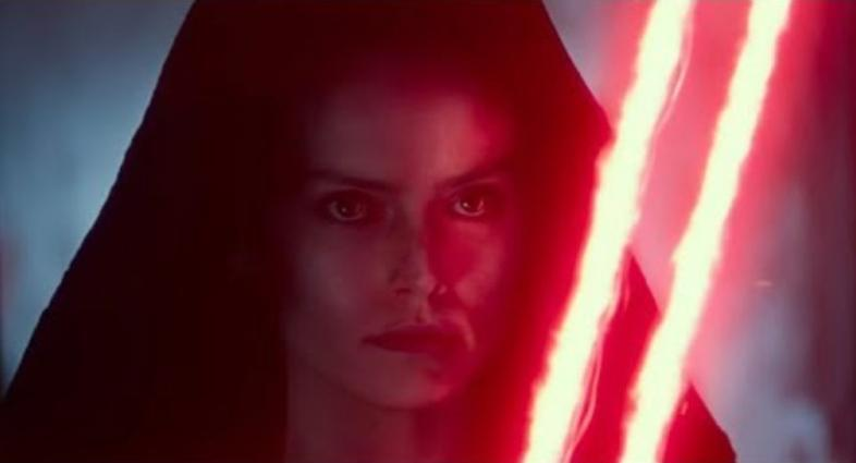 Star Wars The Rise of Skywalker Dark Rey