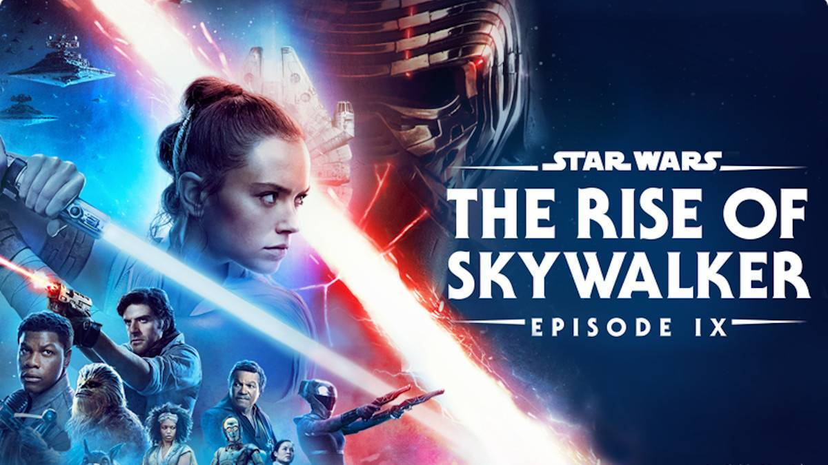 Star Wars The Rise of Skywalker Disney+