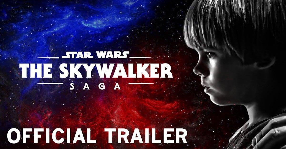 Star Wars The Skywalker Saga Official Trailer
