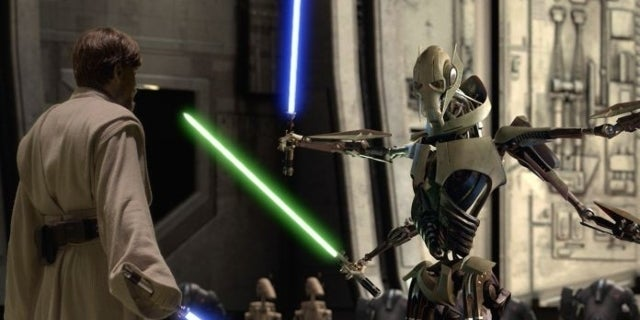 Star Wars VFX Artist Confirms Amazing Detail About General Grievous in Revenge of the Sith