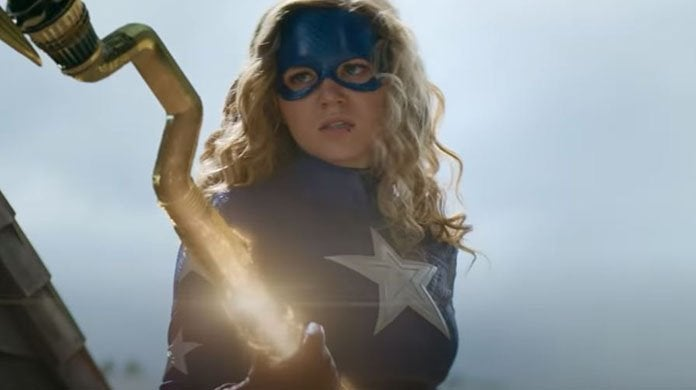stargirl justice society trailer the cw