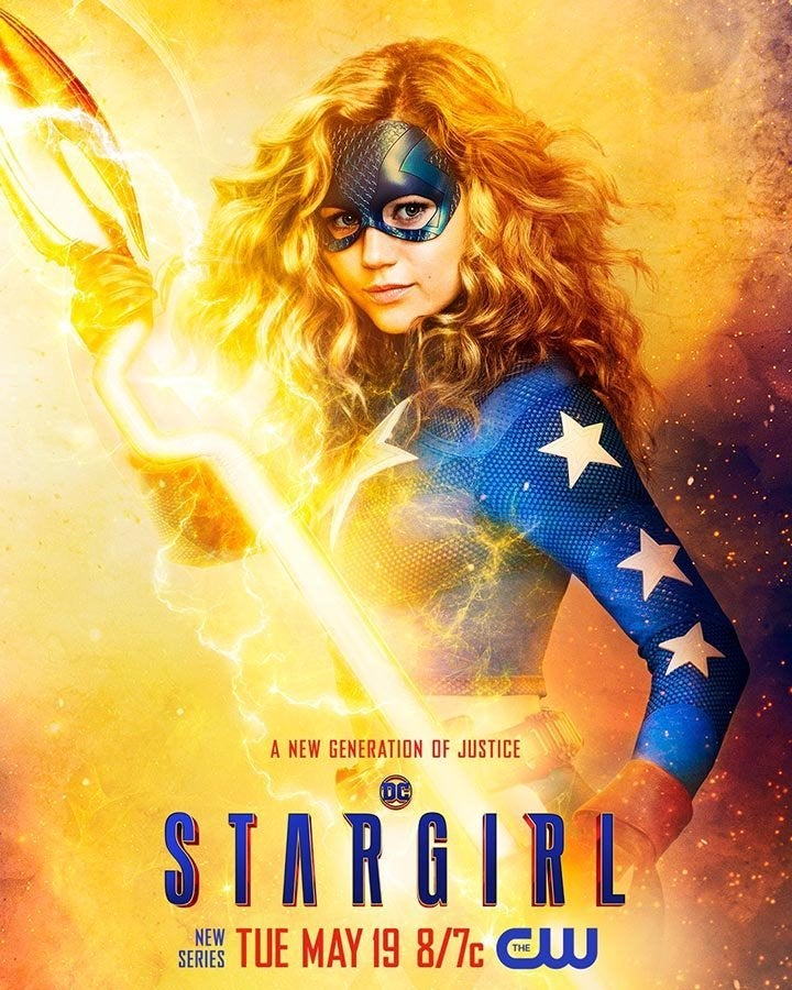 stargirl poster cw