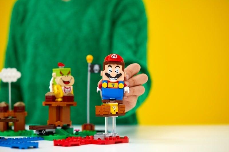 super mario lego 2