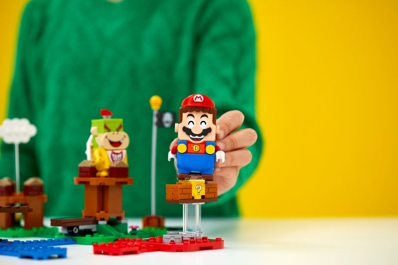 super mario lego 3