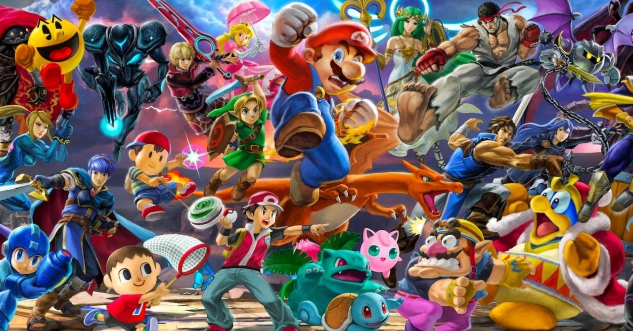 Super Smash Bros. Ultimate's Remaining DLC Characters Possibly Leaked