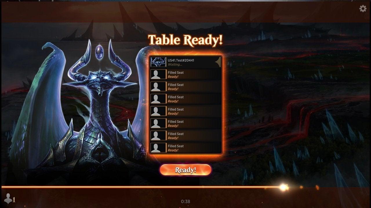 table_ready
