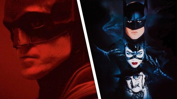 the batman batman returns matt reeves