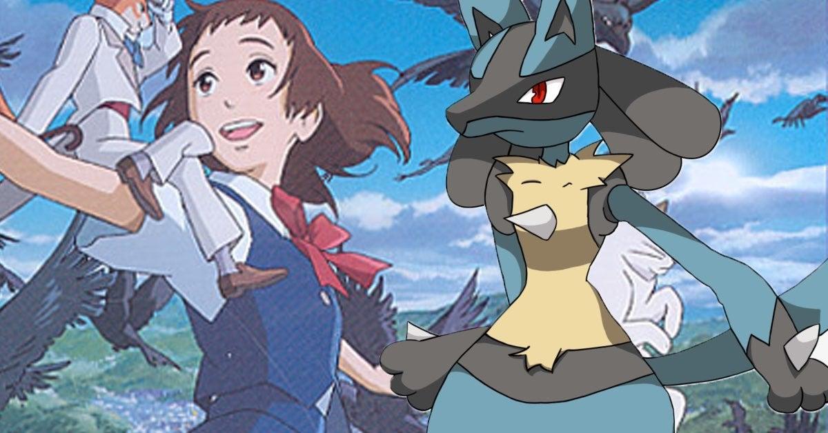 the cat returns pokemon