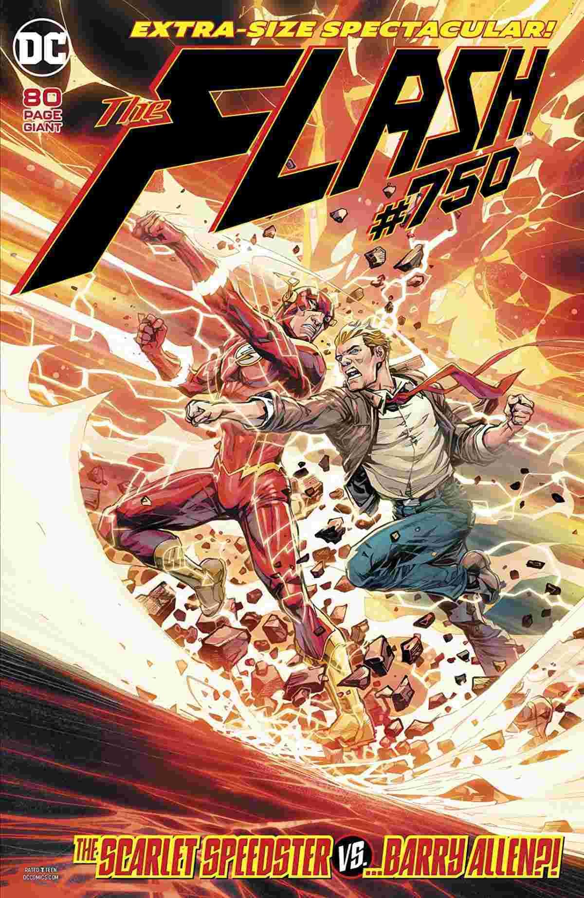 The Flash #750