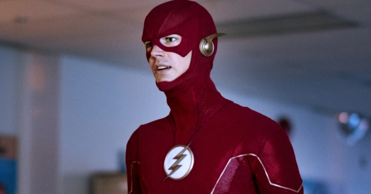 the flash season 6 barry