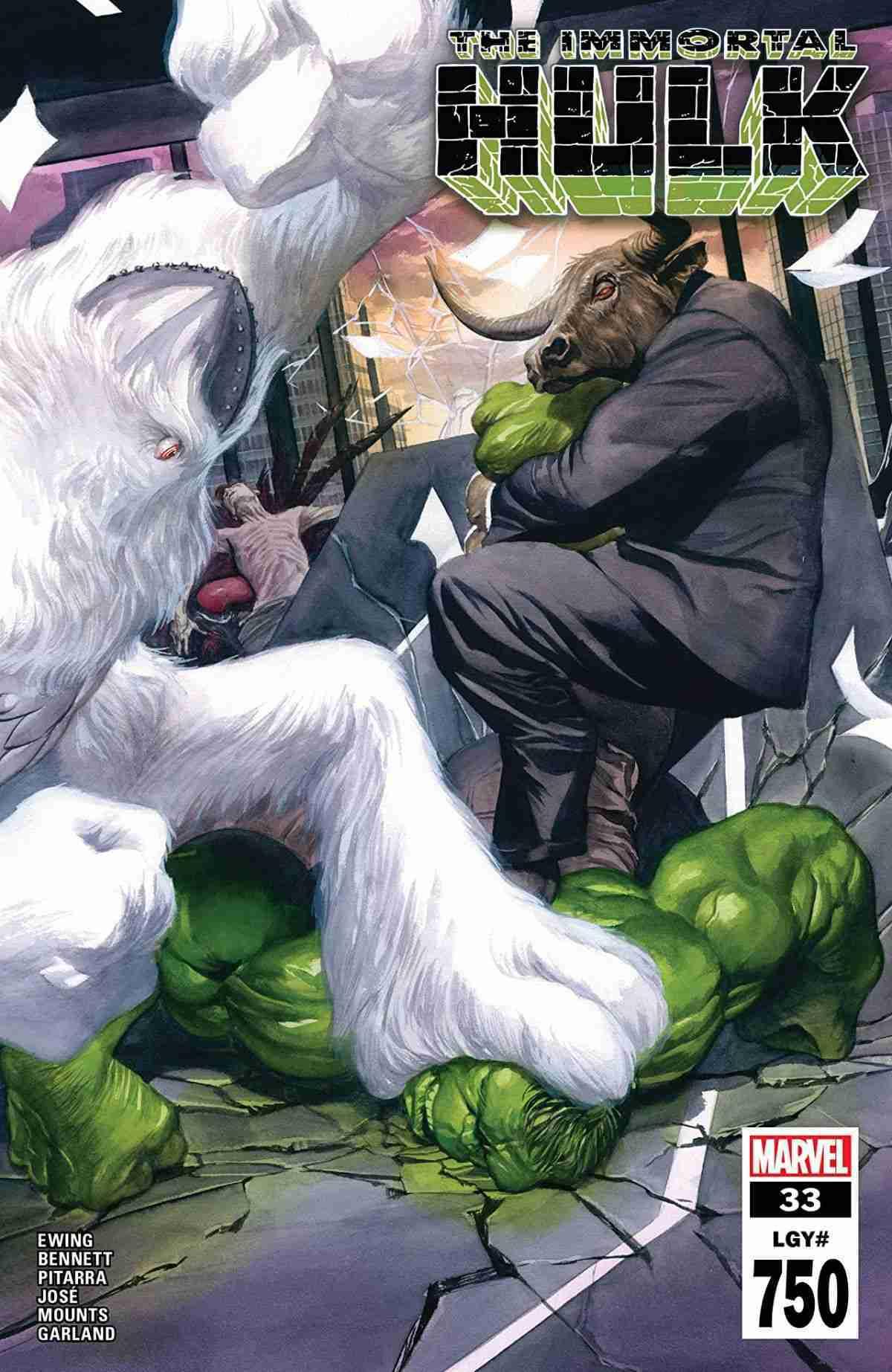 The Immortal Hulk #33