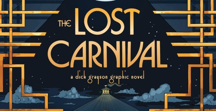 The Lost Carnival Preview - Cover